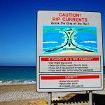 【要注意!!】表浜海岸に発生する「ウド」と呼ばれる離岸流