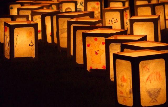 かつての旧東海道が垣間見える『第4回灯籠で飾ろう二川宿』